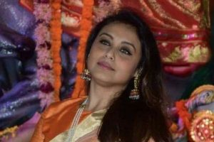 Rani Mukerji to discuss life's hiccups with Ravi Shankar