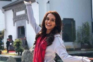 Everyone has social responsibility, not just politicians: Manushi Chhillar