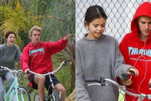Selena Gomez, Justin Bieber together again