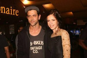 I'm a big fan of Kalki's work: Hrithik Roshan