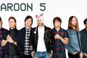 Maroon 5 release their sixth studio album