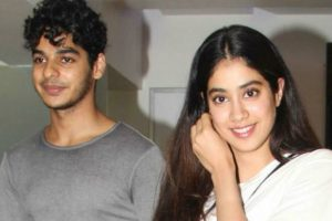 Jhanvi Kapoor to make debut opposite Shahid Kapoor's brother