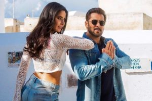 Watch 'Swag Se Swagat': Salman Khan, Katrina Kaif offer a foot tapping song