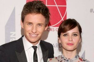 Jones, Redmayne in talks to reteam for 'The Aeronauts'