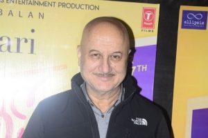 Saeed Jaffrey was fantastic actor: Anupam Kher