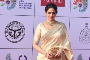 Concerned, happy for Janhvi's debut, says mom Sridevi