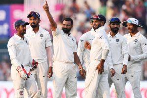 Kohli's century, Bhuvneshwar's splendid spell conclude Kolkata Test