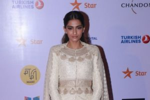 Sonam Kapoor in Dubai for IWC Filmmaker Award, DIFF
