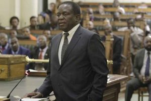 US misinformed about situation in Zimbabwe: Emmerson Mnangagwa