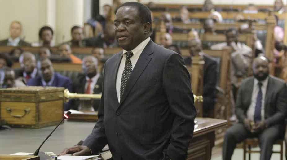 Emmerson Mnangagwa, Emmerson Mnangagwa, Zimbabwe President, Robert Mugabe