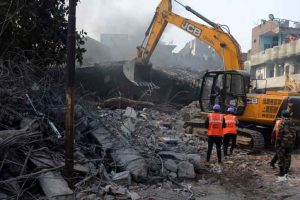 Ludhiana factory collapse toll 13; owner arrested