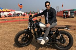 Yudhishtar to turn director with series on bikes, bikers