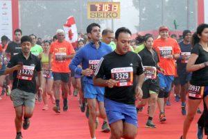 Ethiopians sweep Airtel Delhi Half Marathon 2017 races