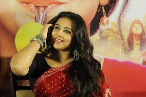 I'm not anti-men: Vidya Balan