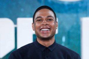 Cyborg is super deep: Ray Fisher