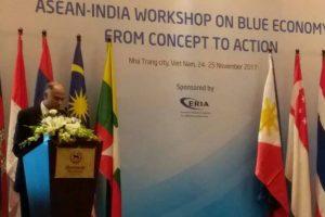 ASEAN, India talk blue economy ties