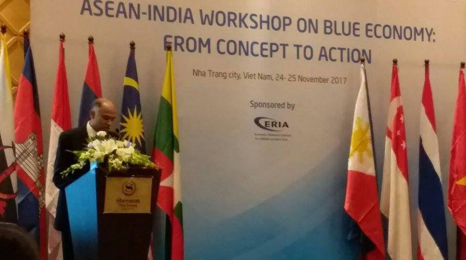 ASEAN, India, Blue Economy