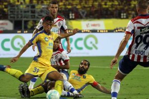 Indian Super League: Kerala, ATK settle for a point each in opener