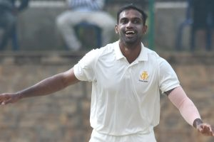 Consistency can bring me back in reckoning: Abhimanyu Mithun
