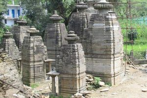 Almora's Shiva temples stands straight after restoration