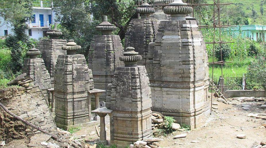 Almora's shiva temples