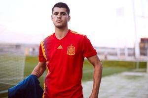 Spain's World Cup jersey sparks controversy