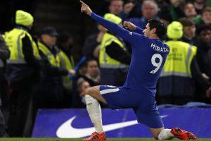 Premier League: Alvaro Morata grabs winner as Chelsea derail Manchester United's title hopes