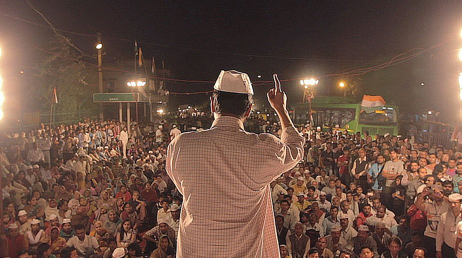 AAP, Delhi, Chief Minister, Arvind Kejriwal