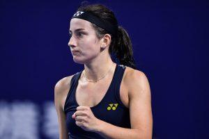 Anastasija Sevastova reaches final four of WTA Elite Trophy