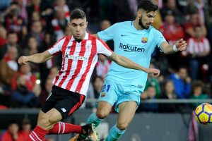 Barcelona's Sergi Roberto, Andre Gomes to be sidelined for weeks