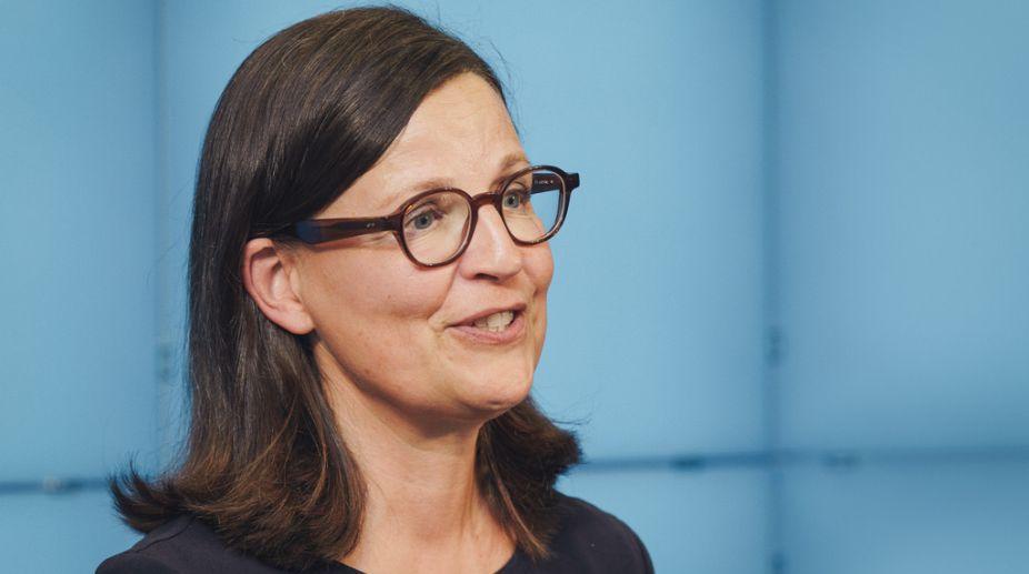 Sweden Minister, Anna Ekstrom, Indian education system, Sweden education