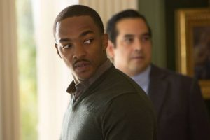 Anthony Mackie wants to be James Bond