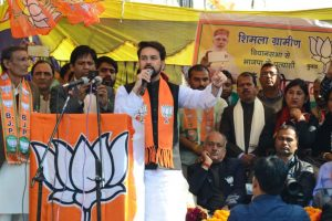 Anurag Thakur asks Cong leaders to check facts before making statements