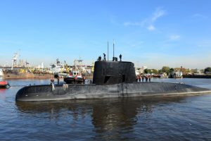 Argentine submarine not on secret mission: Navy
