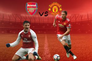Arsenal vs Manchester United: Picking a Combined XI
