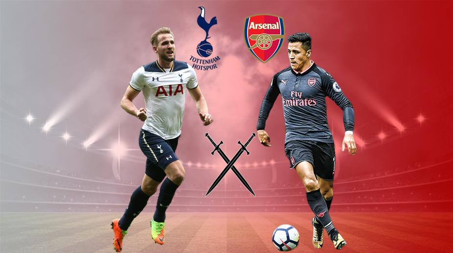 Arsenal vs Tottenham Hotspur, Premier League, Harry Kane, Alexis Sanchez