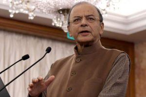 India has standardised itself for a 7-8 per cent growth rate: Arun Jaitley