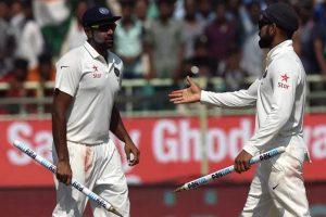 Nagpur Test: Ashwin shines as India thrash Sri Lanka to take series lead