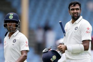 Ravichandran Ashwin is ahead of Ravindra Jadeja, Kuldeep Yadav: Wriddhiman Saha