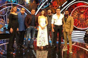 When Salman Khan introduces eclectic team of Race 3 at Bigg Boss!