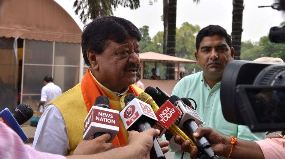 BJP, General Secretary, Kailash Vijayvargiya