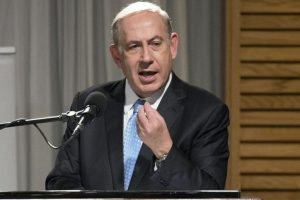 Israeli PM denies wrongdoing in graft affairs