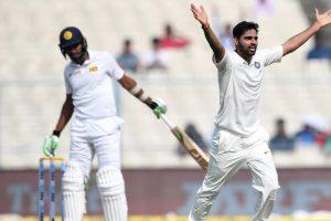 India tried hard to get Sri Lanka all-out: Bhuvneshwar Kumar