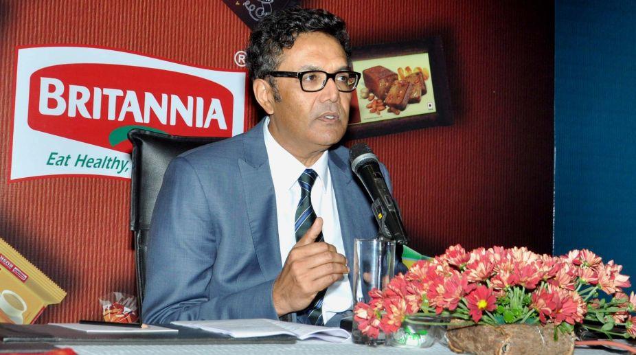 Britannia Industries, Britannia Industries profit, GST, Britannia Managing Director, Varun Berry