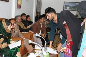 Mehbooba reconnecting with people to retrieve eroded political base