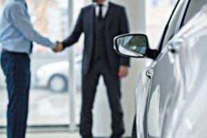 Car sales down 5 per cent