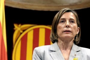 Catalan parliament Speaker walks free from Spanish jail
