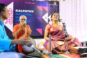 To the rhythm of Carnatic music in Kerala