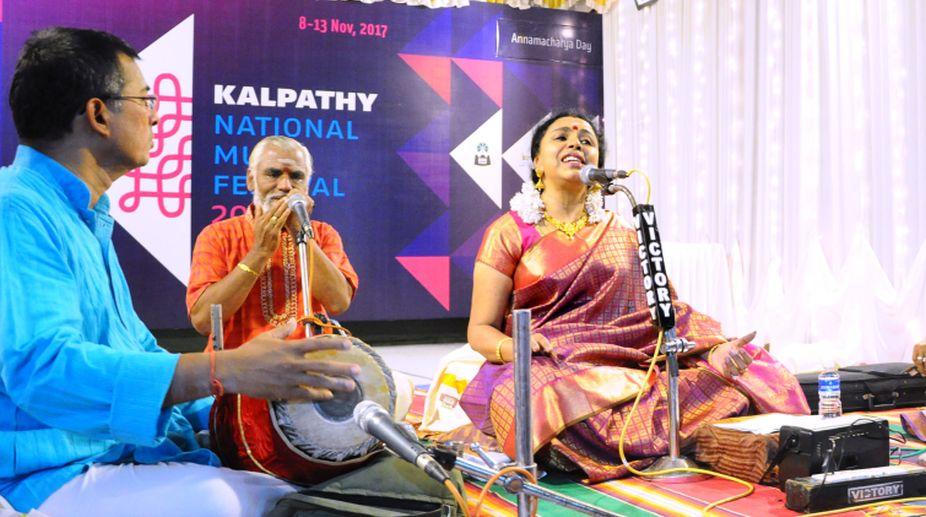 Carnatic, music