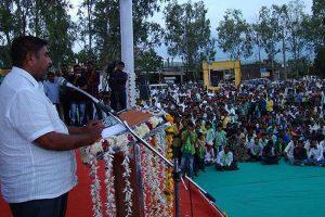 Gujarat elections 2017: Chhotubhai Vasava seeks 20 seats from Congress